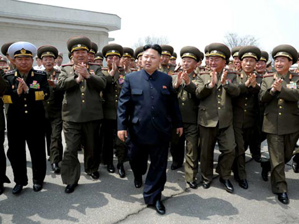 Kim Jong-Un bans the use of his name