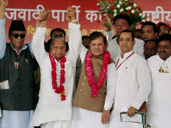Mulayam-Lalu-Nitish to join hands?