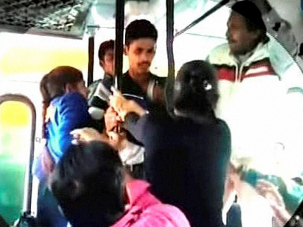 Rohtak eve-teasing case: Bus driver, conductor reinstated