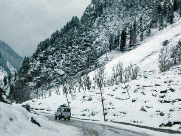 Srinagar, Leh witness coldest night of the season as temperature goes below freezing point.