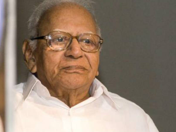 Kerala Assembly adjourns as a mark of respect to VR Krishna Iyer, a former SC judge.
