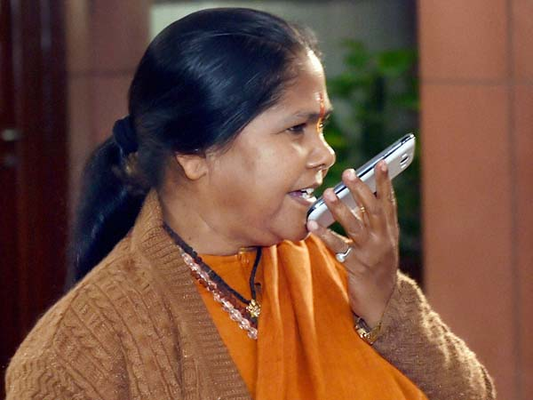 Sadhvi remark: Chair asks opposition parties, government to end logjam.