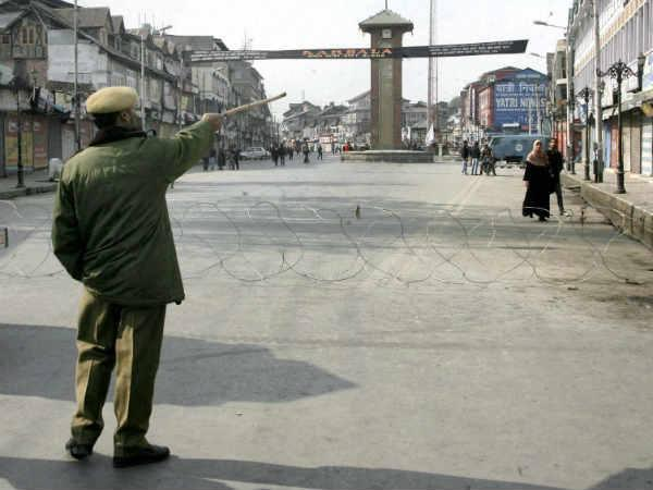 Strike by separatists affects normal life in Kashmir.