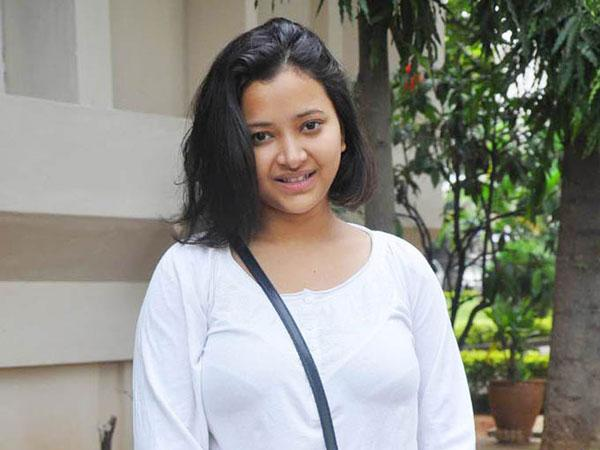 Actor Shweta Basu