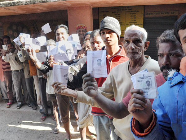 Third phase of Jharkhand Assembly Elections
