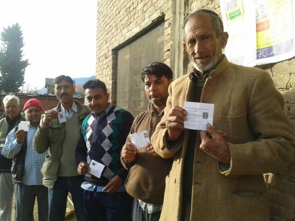 J&K Assembly Elections 3rd phase: 58% voters exercise their franchise; highest 82.14% in Budgam