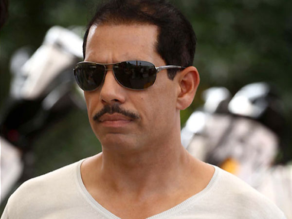 HM to take up Vadra's frisking issue