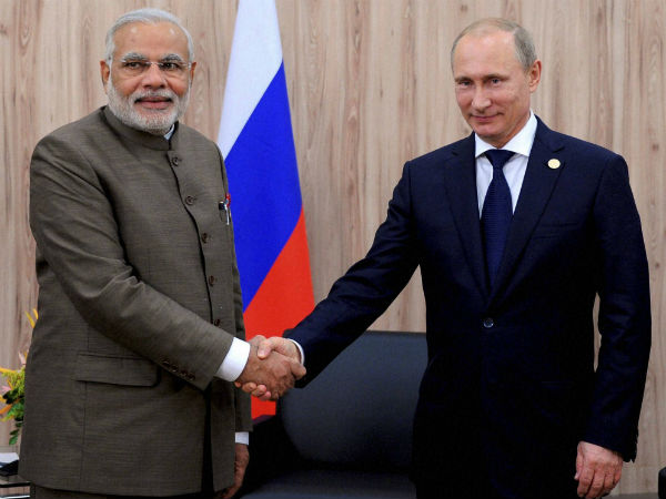 Putin-Modi Summit tomorrow; focus to be on expansion of ties in nuclear energy, oil sector.