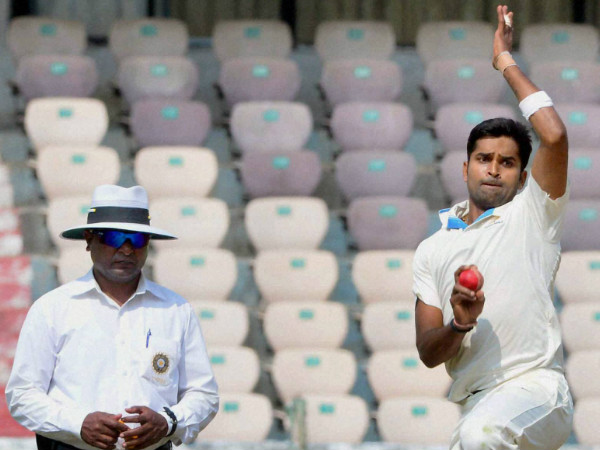 File photo: Vinay took 3 wickets