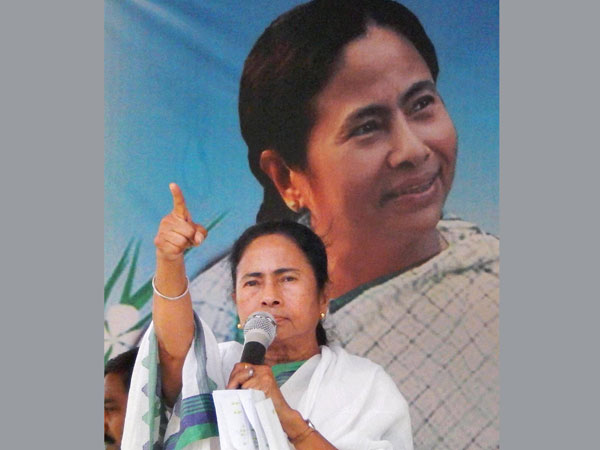 BJP says Mamata is pressing panic button