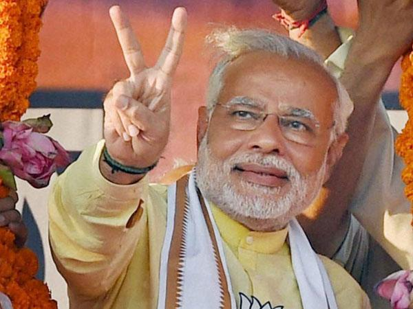 Riding high on PM Modi's popularity, BJP to emerge as single largest party in Delhi polls.