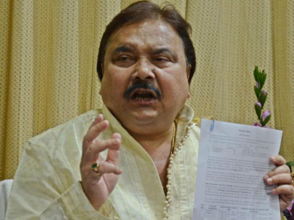 Order for my arrest came from Delhi: West Bengal minister Madan Mitra