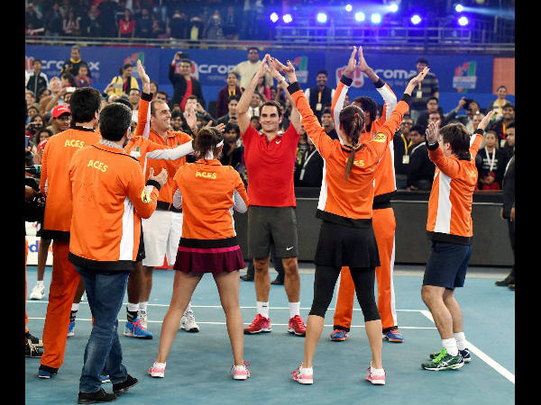Indian Aces are the champions