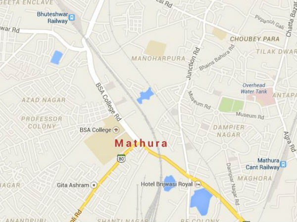 Mathura on alert ahead of R-Day