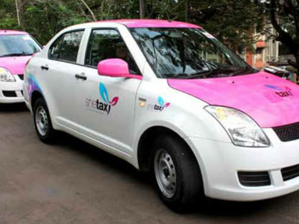 Kerala's all-women taxi to cross borders