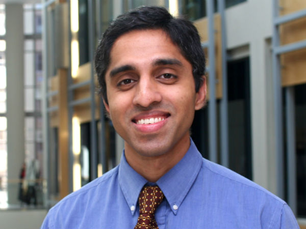 File photo of Vivek Murthy