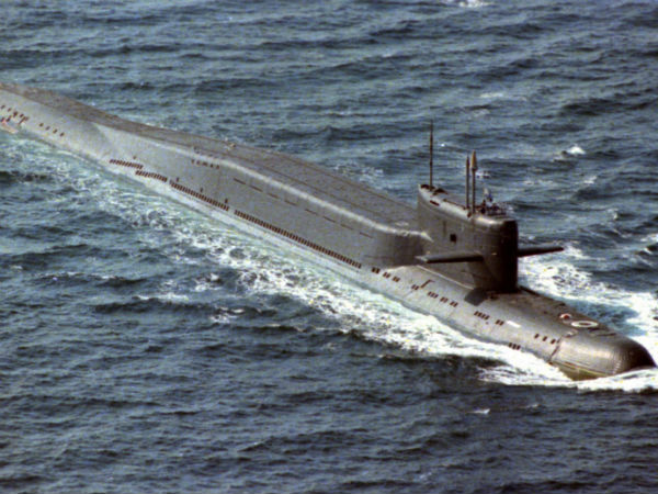 INS Arihant, India's first nuclear attack submarine begins sea trials.