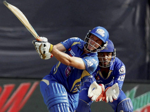 Mumbai Indians have released Michael Hussey