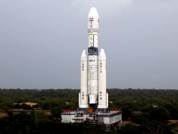 India launches GSLV Mark III