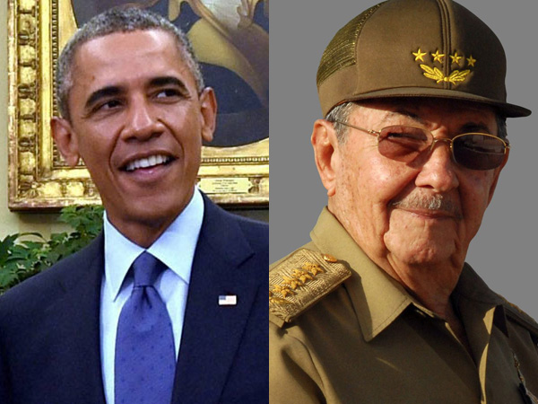 US seeks normal relations with Cuba