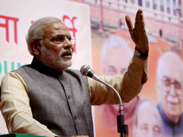 Narendra Modi has nothing to do with communal politics: US think tank