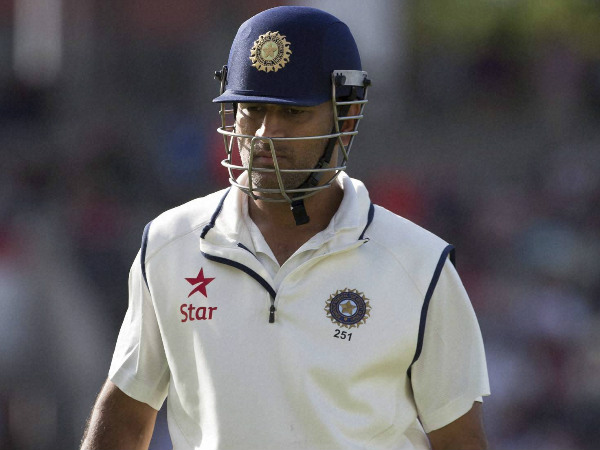 MS Dhoni has denied dressing room 'fight'