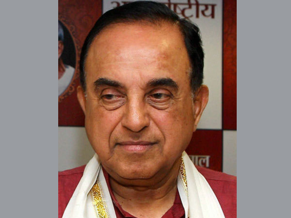 Facebook goofup! Social networking site removes Subramanian Swamy's account instead of fake one