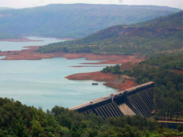 A file picture of Koyna Dam in Satara district, Maharashtra.