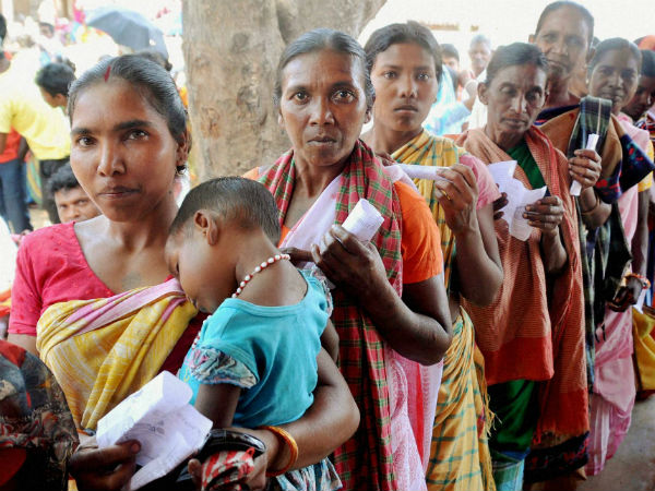 J'khand: Above 70% polling in 5th phase