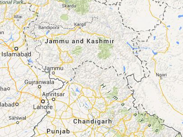 J&K: Gym items given to Police centre