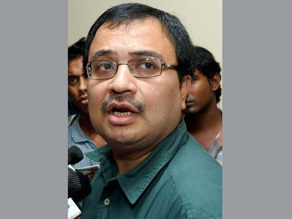 Suspended Trinamool Congress MP Kunal Ghosh. (File Photo)