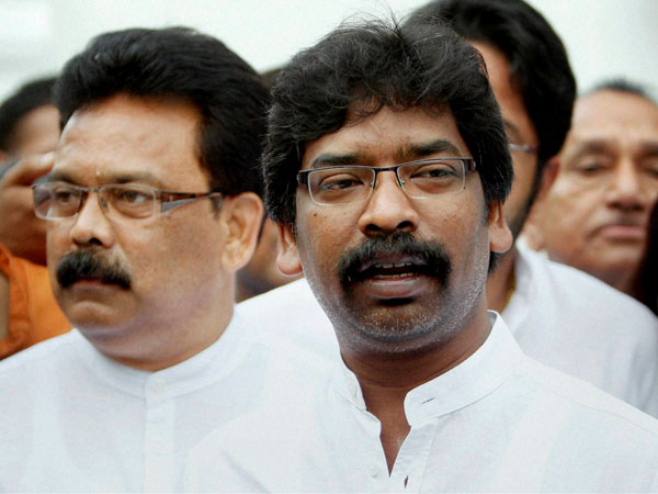 Jharkhand: CM Hemant Soren leading in one seat, trailing in another