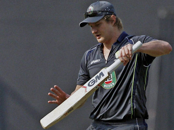 Shane Watson was 'shaken' by a bouncer