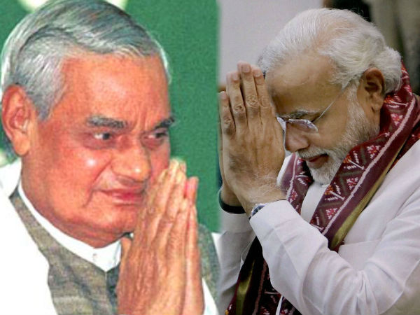 Vajpayee and Modi: Scarred inheritance
