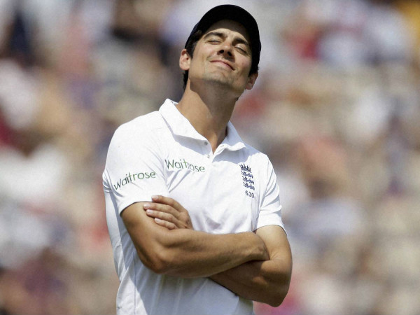 Darts for Alastair Cook after World Cup snub