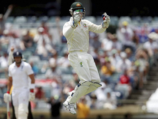 Brad Haddin under pressure to score runs