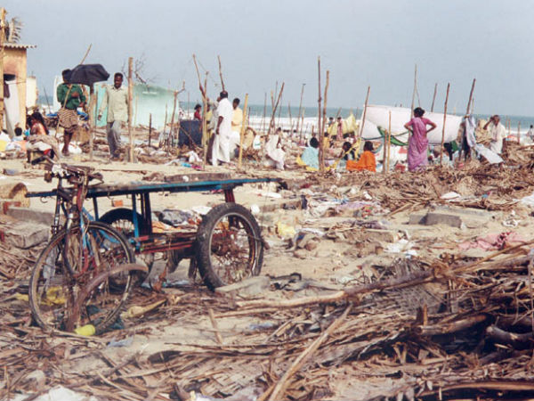 A decade after 2004 tsunami tragedy