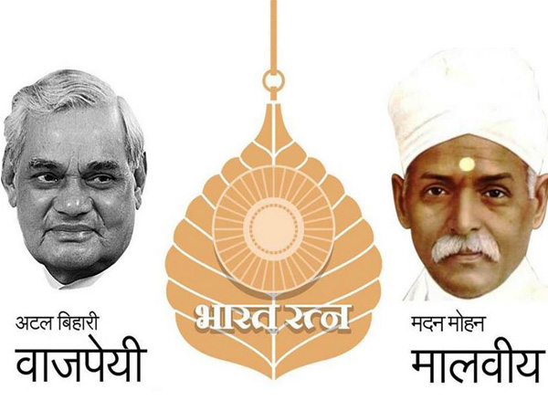 Social media euphoric over announcement of Bharat Ratna to Vajpayee, Pt Malaviya
