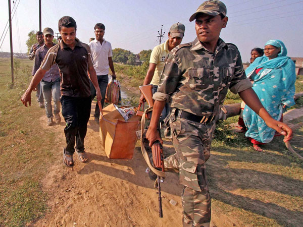 Blast in a Burdwan town exposed grave reality