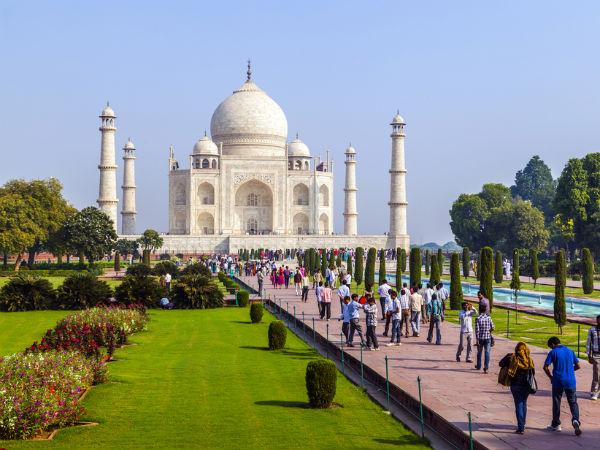 Now, enter Taj with just a click