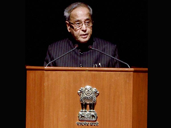 President signs ordinances; FDI in insurance to be hiked, e-auction for coal to be facilitated