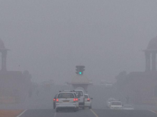 Cold wave continues in Delhi, records second lowest temperature of season
