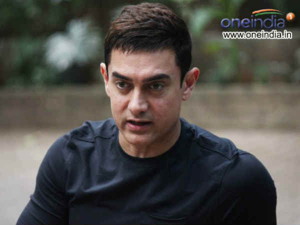 Complaint filed against Aamir Khan for hurting religious sentiments of Hindus.