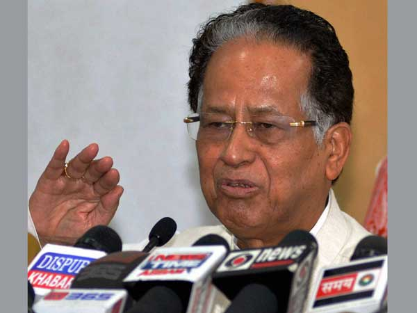BJP hits out at Tarun Gogoi govt
