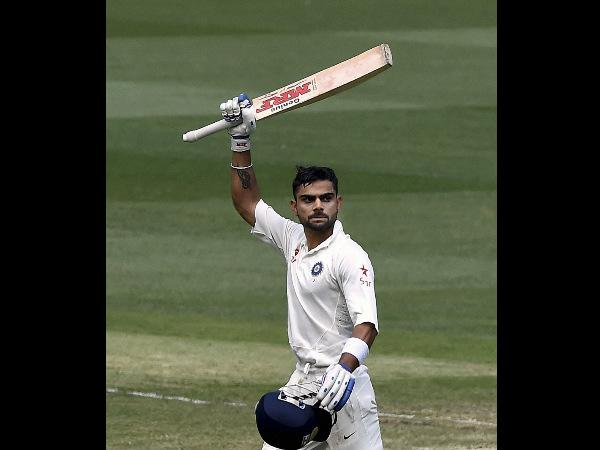Australia hit back after Rahane and Kohli tons