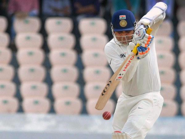Virender Sehwag scores century in Ranji Trophy