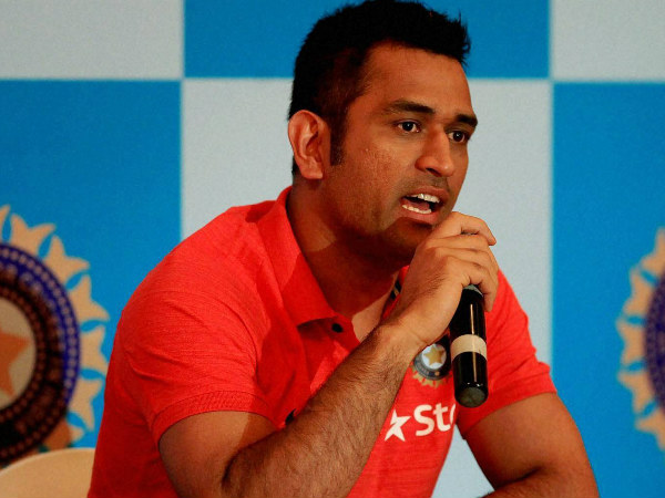 Dhoni led by example not by rhetoric: Dravid