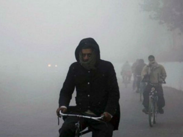Agra records coldest day in 22 years