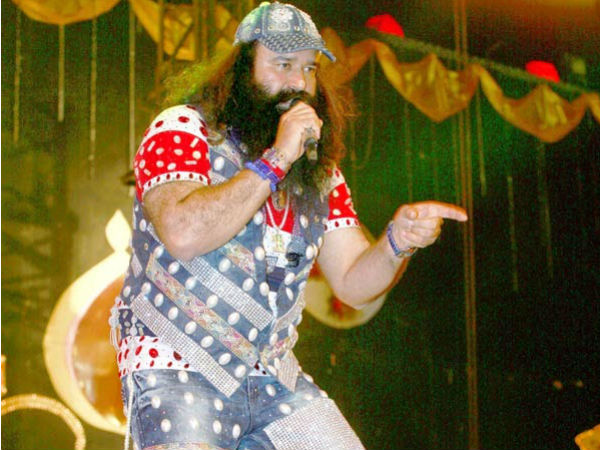 Dera chief's movie row: Security beefed up in Moga