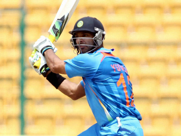 Is Yuvraj Singh international career over?